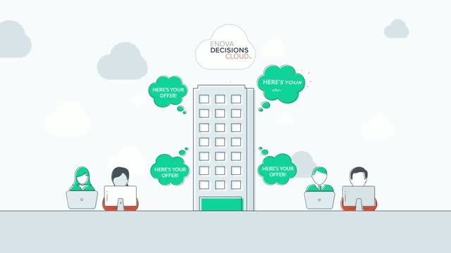 NextGen Decision Management Software-as-a-Service: Enova Decisions Cloud
