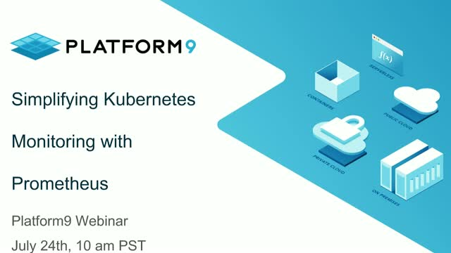 Simplifying Kubernetes Monitoring with Prometheus