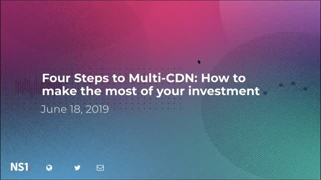 Four Steps to Multi-CDN: How to make the most of your investment (EMEA)