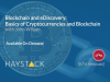 Blockchain and eDiscovery: Basics of Cryptocurrencies and Blockchain