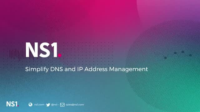 Simplify DNS and IP Address Management in a Complex Infrastructure