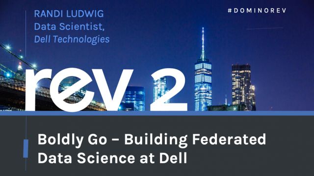 Boldly Go -- Building Federated Data Science at Dell