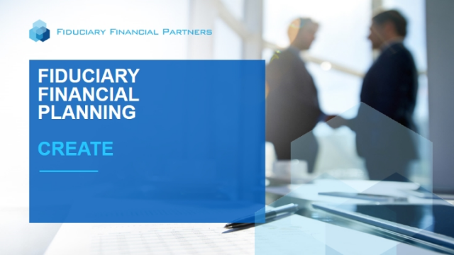 Creating Fiduciary Financial Plans