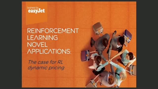 Reinforcement Learning at EasyJet