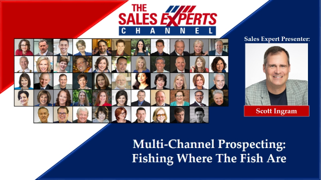 Multi-Channel Prospecting: Fishing Where The Fish Are