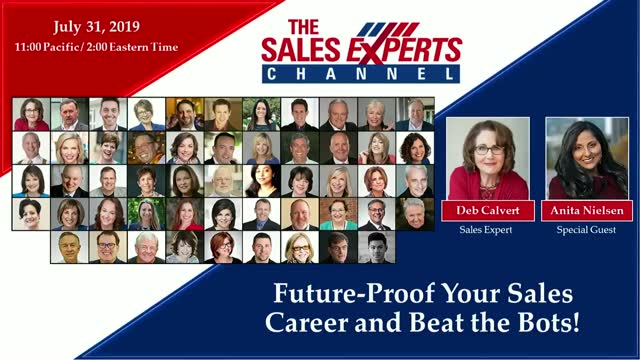 Future-Proof Your Sales Career and Beat the Bots!