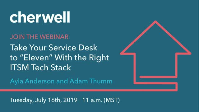 "Take Your Service Desk to ""Eleven"" with The Right ITSM Tech Stack"
