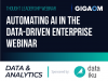 Automating AI in the Data-Driven Enterprise Webinar