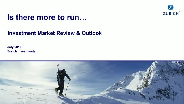 Investment Market Review - Is there more to run...