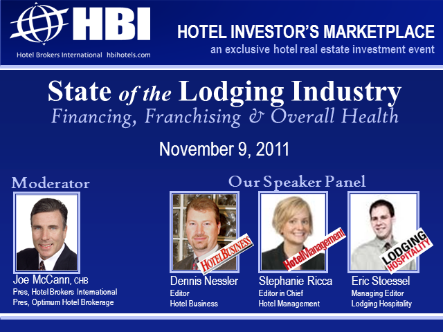 State of the Lodging Industry