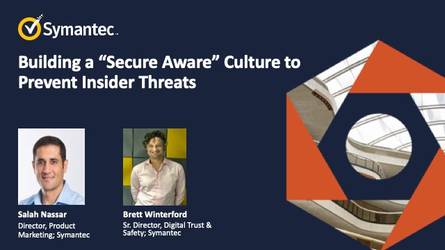 Building a Secure Aware Culture to Prevent Insider Threats