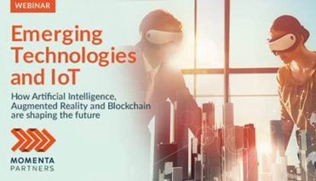 Emerging Technologies & IoT: How AI, AR and Blockchain Are Shaping The Future