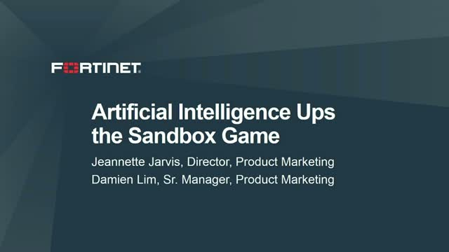 Artificial Intelligence Ups the Sandbox Game