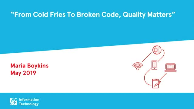 Chick-fil-A: From Cold Fries To Broken Code, Quality Matters