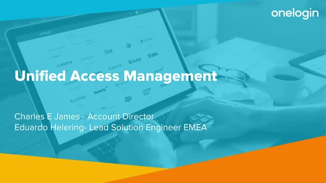 Strengthening Your Security Posture with Unified Access Management
