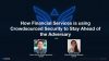 How FinServ is using Crowdsourced Security to Stay Ahead of the Adversary