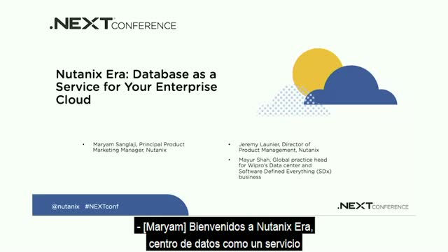 Introducing Database as a Service For Your Enterprise Cloud