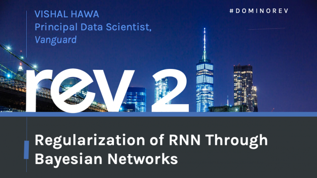 Regularization of RNN Through Bayesian Networks