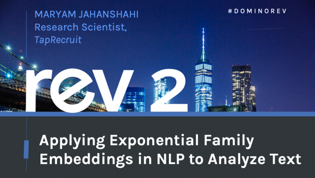 Applying Exponential Family Embeddings in Natural Language Processing to Analyze