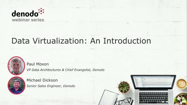 Data Virtualization: An Introduction (APAC)