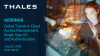 Global Trends in Cloud Access Management, Single Sign On and Authentication