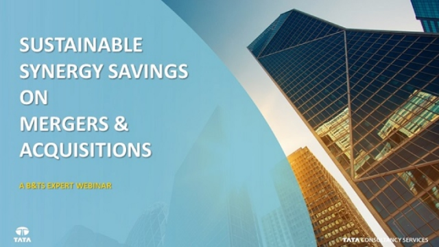 Sustainable Synergy Savings on Mergers & Acquisitions