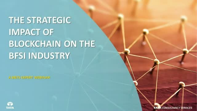 The Strategic Impact of Blockchain on the BFSI Industry