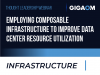 Employing Composable Infrastructure to Improve Data Center Resource Utilization
