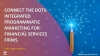 Connect the Dots: Integrated Programmatic Marketing for Financial Services Firms