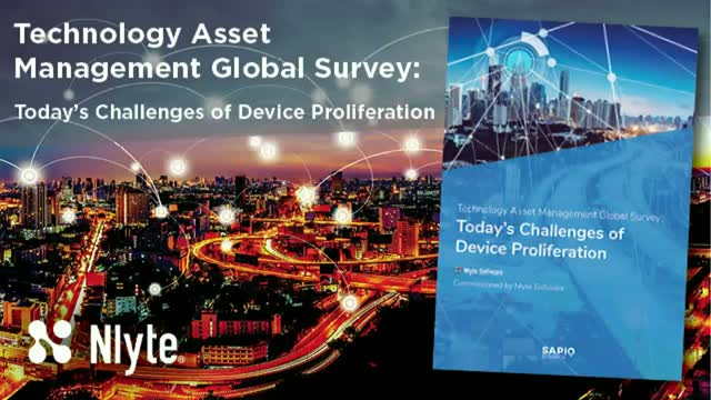 Results of the 2019 Technology Asset Management Survey