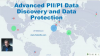 Advanced PII/PI Data Discovery