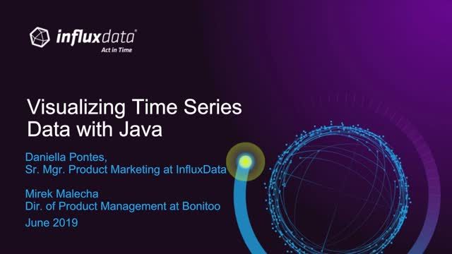 Case Study: How Web Shop Fly Visualized Time Series Data with Java