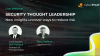 Security Thought Leadership: New insights uncover ways to reduce risk