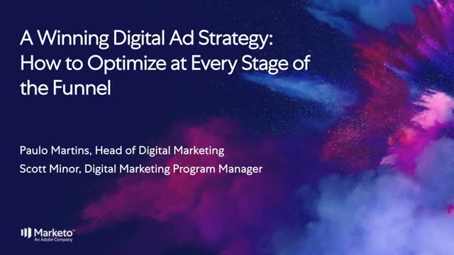 A Winning Digital Ad Strategy: How to Optimize at Every Stage of the Funnel