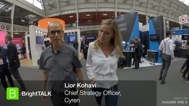 Cyren CSO Discusses the Future of Email Security at Infosecurity Europe 2019