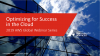 Optimizing for Success in the Cloud