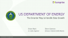 Department Of Energy: The Smarter Way to Handle Data Growth