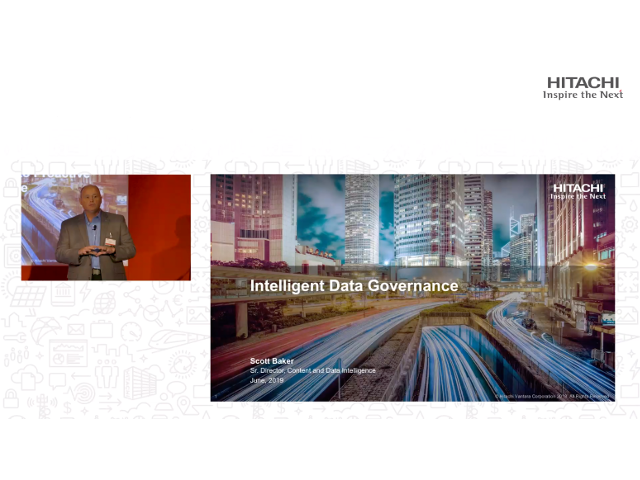 Upcoming Events and Webcasts On-Demand | Hitachi Vantara