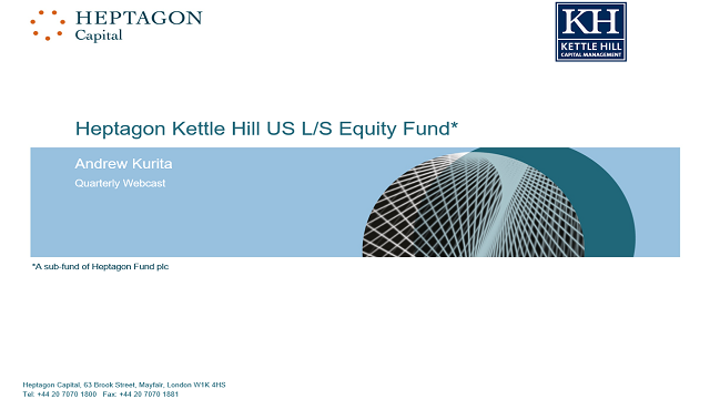 Kettle Hill US L/S Equity Fund Q2 2019 Webcast