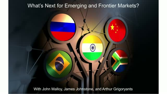 RWC Emerging & Frontier Markets Q&A hosted by Arthur Grigoryants