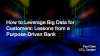 How to Leverage Big Data for Customers: Lessons from a Purpose-Driven Bank