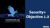 Security+ Objective 1.3