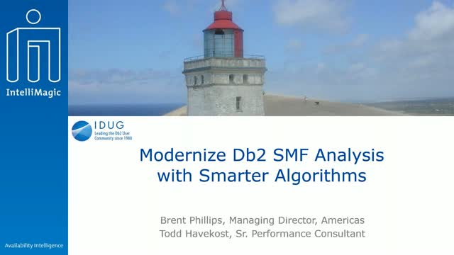 Modernize Db2 SMF Analysis with Smarter Algorithms