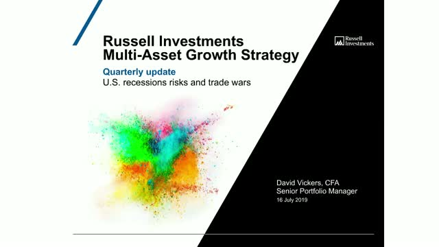 Multi-asset: U.S. recession risks and trade wars