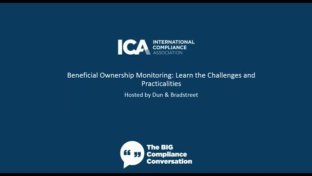 Beneficial Ownership Monitoring: Learn about the Challenges and Practicalities