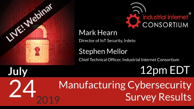 Manufacturing Cybersecurity Survey Results