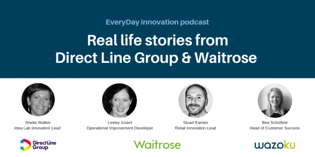 Podcast: How Waitrose & DLG engage employees in ideas and innovation