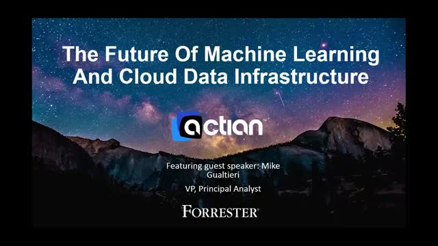 The Future Of Machine Learning In The Cloud