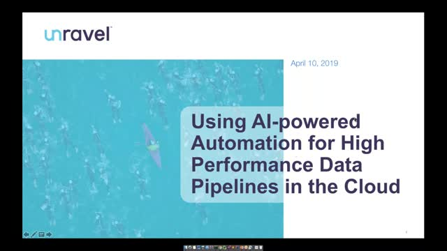 Using AI Powered Automation For High Performance Data Pipelines in The Cloud