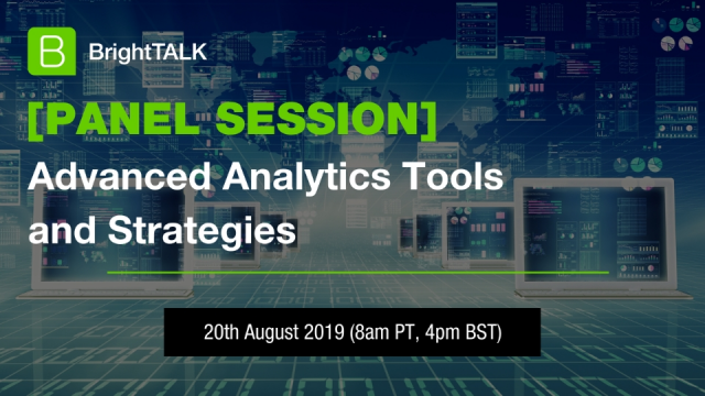 Expert Panel: Advanced Analytics Tools and Strategies
